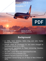 Southwest Airline case study