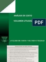 CAP3_ANALISIS DE COSTO-VOLUMEN-UTILIDAD
