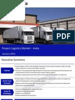 Project Logistics Market_India