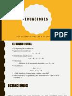ECUACIONES LINEALES Y CUADRATICAS.pptx