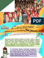 Guia Pedagogica Educacion Inicial Semana Del 23 Al 27-11-2020