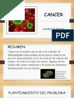 PRESENTACION SOBRE EL CANCER