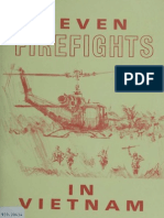 Seven Firefights in Vietnam
