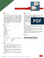Filtro para partículas tóxicas 5N11 3M Ref 5P7107194 FICHA TCNICA.pdf