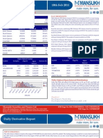 DERIVATIVE REPORT FOR 10 FEB - MANSUKH INVESTMENT AND TRADING SOLUTIONS