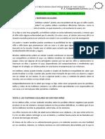 FICHA DE COMPRENSIÓN LECTORA - TEXTO ARGUMENTATIVO - S32