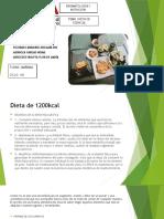 dieta 1200