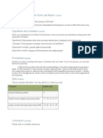 01.02 Cartisen Diver Lab Report