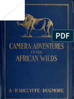 Camera Adventures in the African Wild