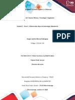 Unidad 2 - Fase 3 -Elaboración etapa de toxicología alimentaria -SERGIO RINCON.docx