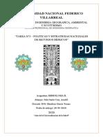 TAREA N°4_POLITICA Y ESTRATEGIA NACIONAL DE RRHH