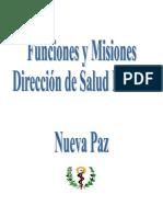 FUNCIONES Y MISIONES DMS