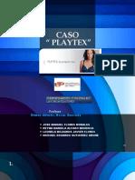CASO PLAYTEX