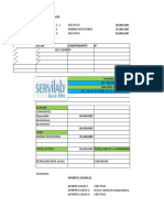 Contabilidad proyecto Districoco S.A.S