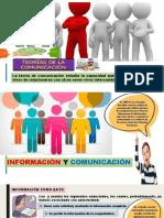 INFORMACIÓN Y COMUNICACIÓN TDC