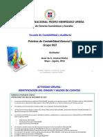 UNPHU, Práctica Complementaria, 30-Jun-16