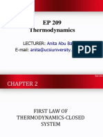 2-CHAPTER 2-First Law of Thermodynamics-Closed System (1)