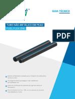 E1_Tubo_NoMetlico_em_PEAD_Fuel_Flex_One_Portugus