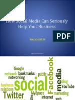 Social Media @Yousocial
