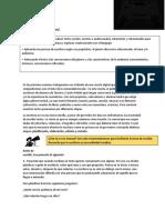 Proyecto Revista Cuarentena, primera parte
