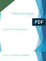 Política de Amador