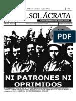 El sol acrata N°3 (May-2012)