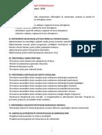 Tematica2018IgienistCabStomatologic