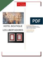 HOTEL LOS LIBERTADORES
