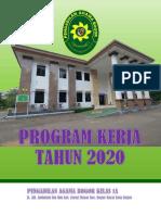 Program Kerja PA Bogor 2020
