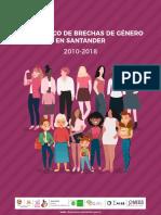 Diagnóstico brechas de género del departamento de Santander