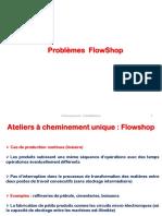 Chapitre7 FlowShop Ordonnancement
