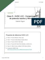 Clase 5 - Compensacion de reactivos y filtros AC