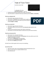 Point of View and Conflict Notes.docx