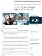 Human Factors In Safety_ How do stress and fatigue affect work_