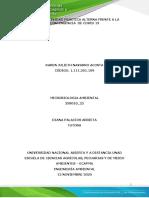 informe de laboratorio Microbiologia ambiental_ Karen Navarro