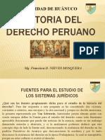 5. FUENTES PARA EL ESTUDIO DE LOS SISTEMAS JURIDICOS