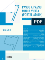PASSO A PASSO MINHA VISITA (PORTAL ADMIN)