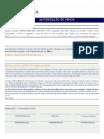 MODELO - AUTORIZAÇÃO DE VENDA s Exclusividade.docx