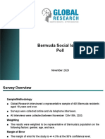 Results of Global Research Social Issues Poll - November 23, 2020