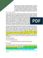 Marco Normativo Educación Artística - CFE - Recorte
