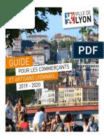 Guide pour les commerçants et artisans lyonnais