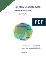 Inf seminar MK serviciilor 2020-2021 ECTS, EAM și MG