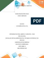 Fase 2 - Árbol de problema y objetivos