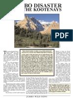 Jumbo Glacier Development
