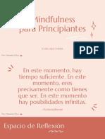 Taller de Mindfulness para Principiantes - material_unlocked