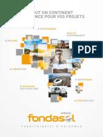 Fondasol Afrique 201607