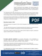 Pautas Actividad Intercultural- Corte 1- Nivel 6
