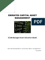ECAM Managed Asset Allocation Model