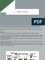 EDUCATIVA para expo