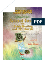 Selected Fatwas on Faith Healing and Witchcraft